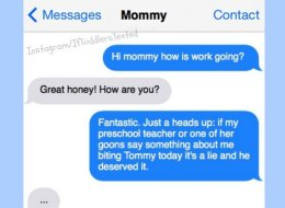 What Would Really Happen If Toddlers Texted