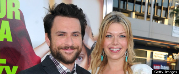 Charlie day wife baby