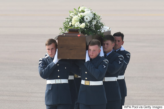tunisia victims repatriated britain