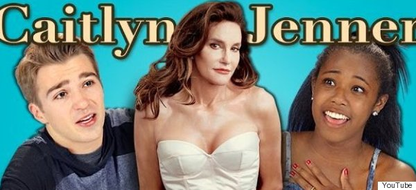Teens React to Caitlyn Jenner, Learn What It Means to Be Transgender