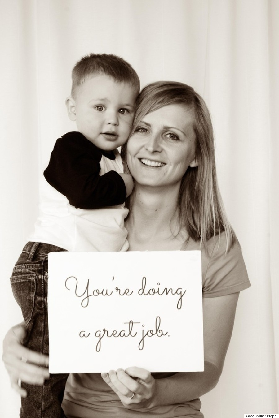 moms share supportive messages for others struggling