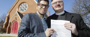 GAY MARRIAGE EPISCOPAL
