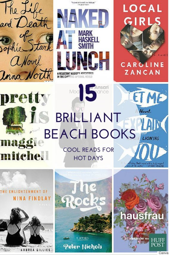 15 Beach Reads To Bask In This Summer | HuffPost