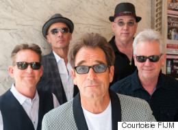 La force de Huey Lewis and the News : «l'amour commun du soul» (PHOTOS)