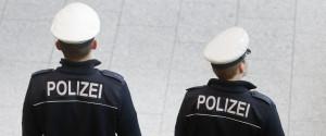 GERMAN POLICE OFFICER