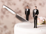 As Same-Sex Couples Line Up To Wed, Others Celebrate The Right To Divorce