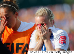 Devastating Last-Minute Own Goal Eliminates England From World Cup