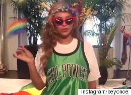 Beyoncé Has More Rainbow Outfits Than You