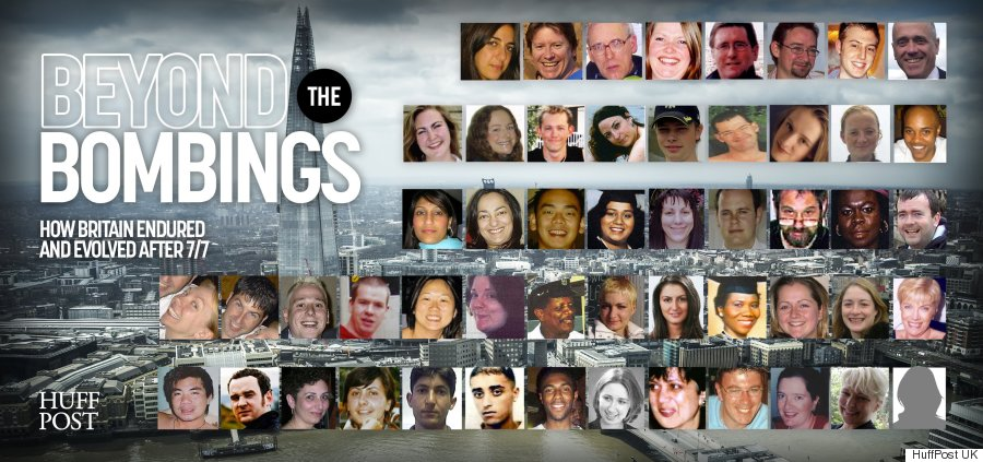 77 bombings victims