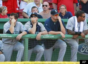 Mariners Losing Streak