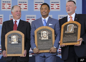 Baseball Hall Of Fame Inductions