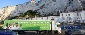 PADDY POWER IMMIGRANT AD