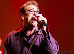 Huey Lewis and the News: un rock du bon vieux temps (PHOTOS)