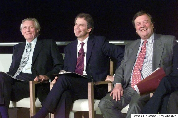 kenneth clarke tony blair