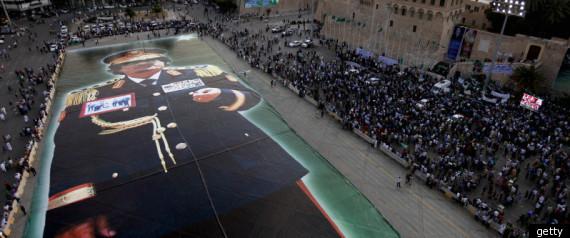 LIBYA NATO BOMBING