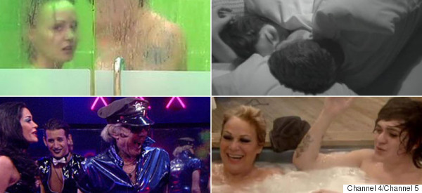 Are These The Most Raunchy 'Big Brother' Moments EVER?
