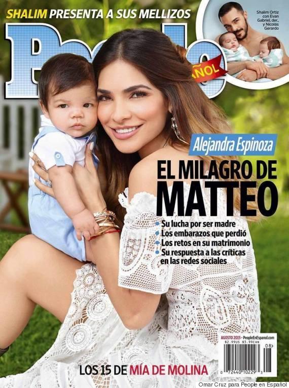 Alejandra Espinoza Familia | www.pixshark.com - Images ...