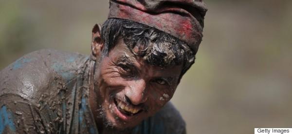 FOTOS DE LA SEMANA: SÍ SE PUEDE SER FELIZ EN LA POBREZA
