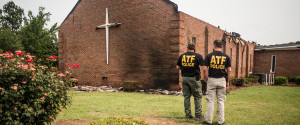 SOUTH CAROLINA CHURCH FIRE