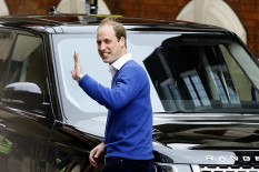 Prinz William | Bild: PA