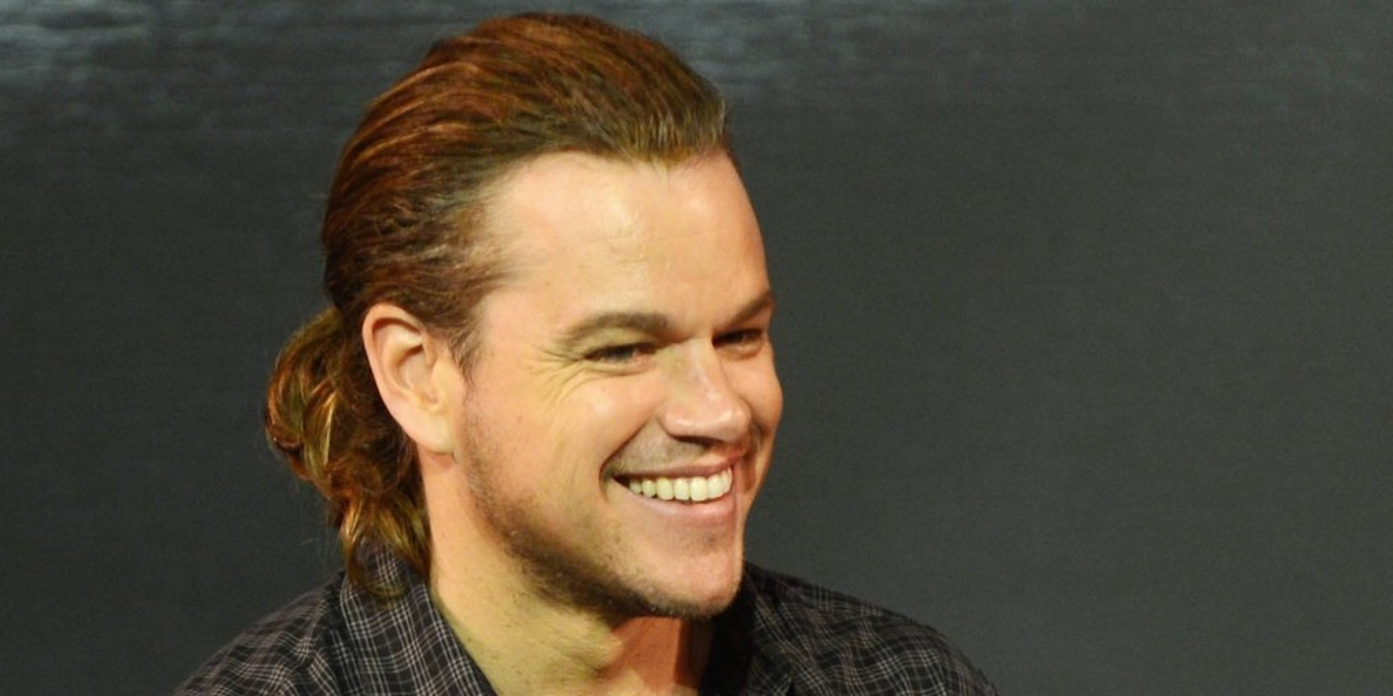 Matt Damon Ponytail: 10 Things You Should Know If You Have A Man Pony ...