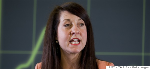 Liz Kendall Launches Another Attack On Leadership Rivals