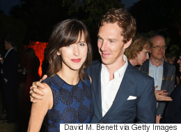 Benedict And Sophie Enjoy A Loved-Up Date Night