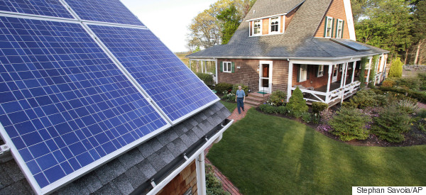 Warm Weather Boosts Solar Power