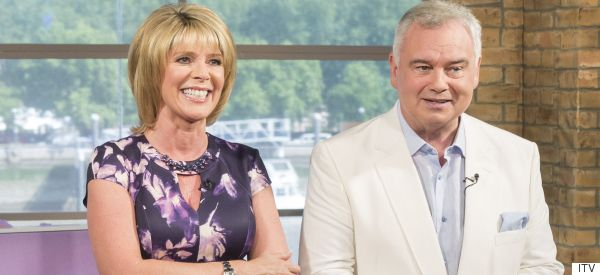 Eamonn Holmes' White Suit Just Broke The Internet