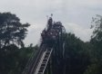 Alton Towers TH13TEEN Passengers Evacuated From Rollercoaster After Power Outage