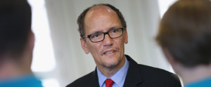 LABOR SECRETARY TOM PEREZ
