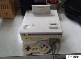 In 1991 Sony Made A SNES PlayStation And Now Someone's Actually Found One