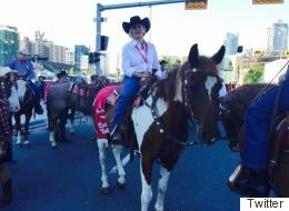 High-Stakes Political Rodeo Underway In Calgary