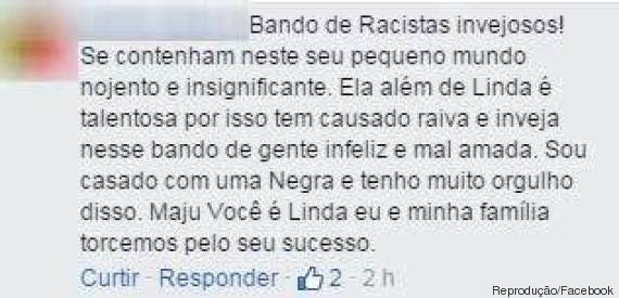 maju racismo