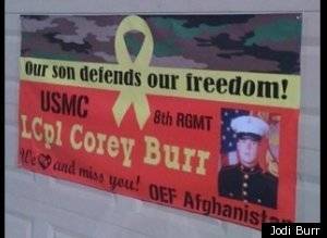 Marine Son Sign