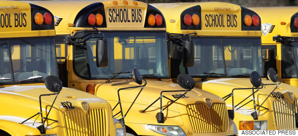 Teen Charged With Raping 7-Year-Old Girl On School Bus