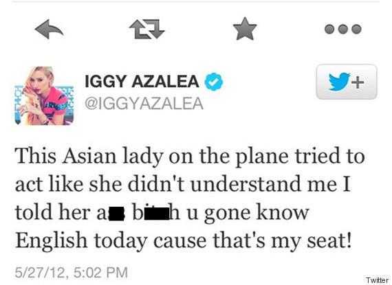 iggy azalea tweet