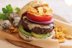 Leckerer Burger | Bild: PA