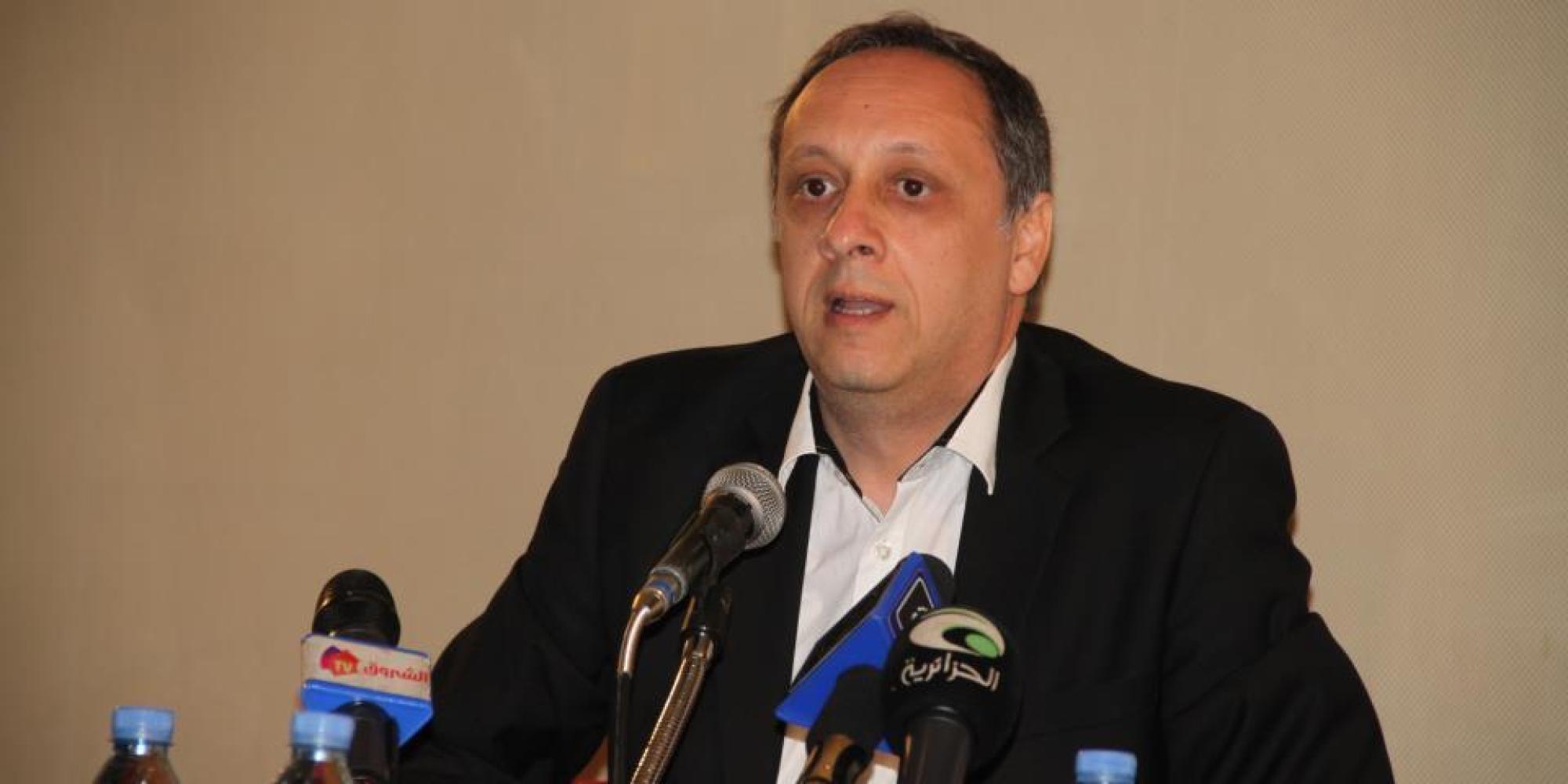 Sofiane Djilali : Ouyahia a déclaré la faillite du pays