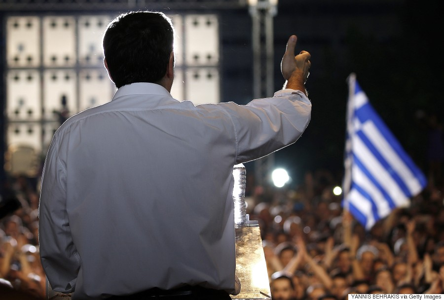 Meet The Greeks On Both Sides Of Sunday's Referendum ...