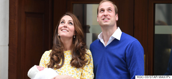 Princess Charlotte To Be Christened Today
