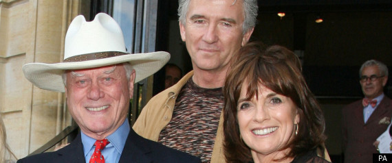 Larry Hagman Linda Gray Patrick Duffy Dallas
