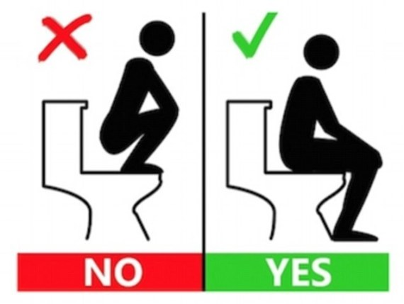 swiss toilet signs are telling people how to poo properly