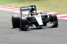 Lewis Hamilton | Pic: PA