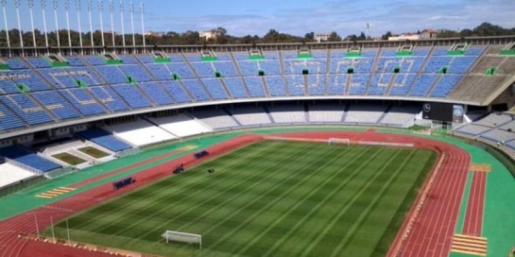 Le stade 5 juillet de nouveau pr t accueillir des for Piscine du 5 juillet alger