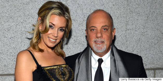 Billy Joel Marries Alexis Roderick In Surprise 4th Of July Wedding