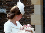 Princess Charlotte Has Maybe The Most Fashionable Christening Ever