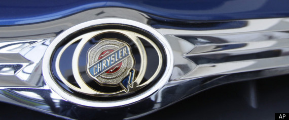 Chrysler Decal