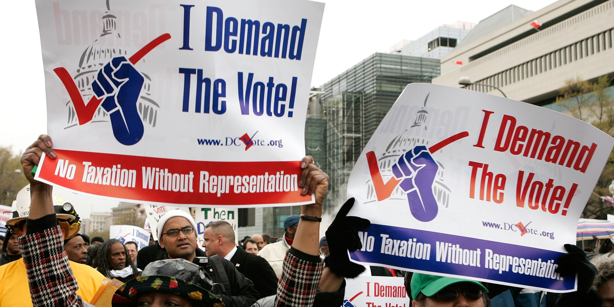 D.C. voting rights