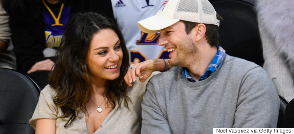 Mila And Ashton FINALLY Tie The Knot?